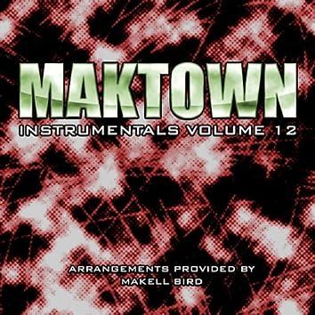 Maktown Instrumentals 12