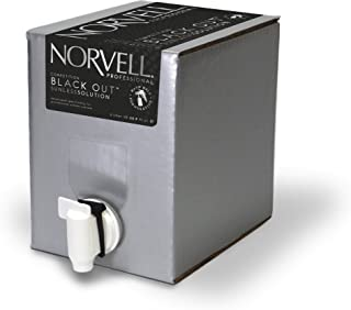 Norvell Premium Sunless Tanning Solution - Competition Black Out, 1 Liter Box