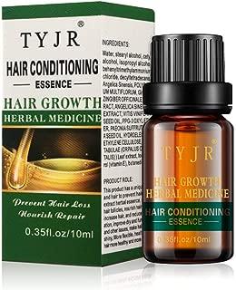 Cicaaaee 10ML Herbal Medicine Formula Moisturizing Damaged Hair Repair Hair Growth Essence Hair Loss Treatment Oil Liquid