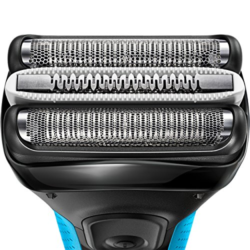 Braun Series 3 ProSkin 3040s Men's Electric Razor / Electric Shaver, Rechargeable, Wet & Dry, Blue