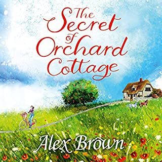 The Secret of Orchard Cottage cover art