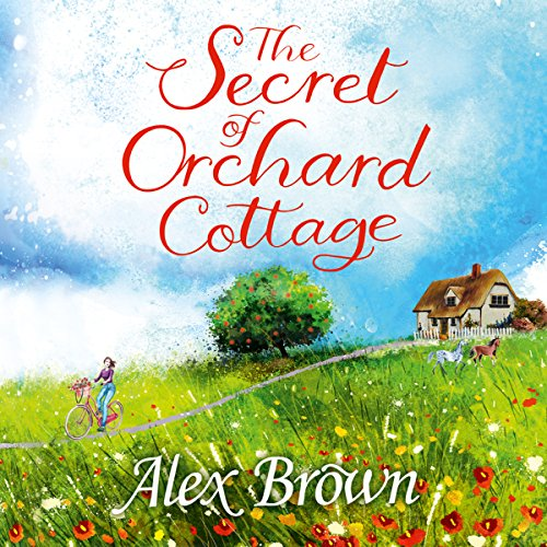 The Secret of Orchard Cottage audiobook cover art