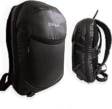 Mufubu Presents Wilson Super Slim Laptop Backpack - Black
