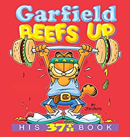 Garfield Beefs Up His 37th Book Garfield Series Kindle Edition By Davis Jim Humor Entertainment Kindle Ebooks Amazon Com