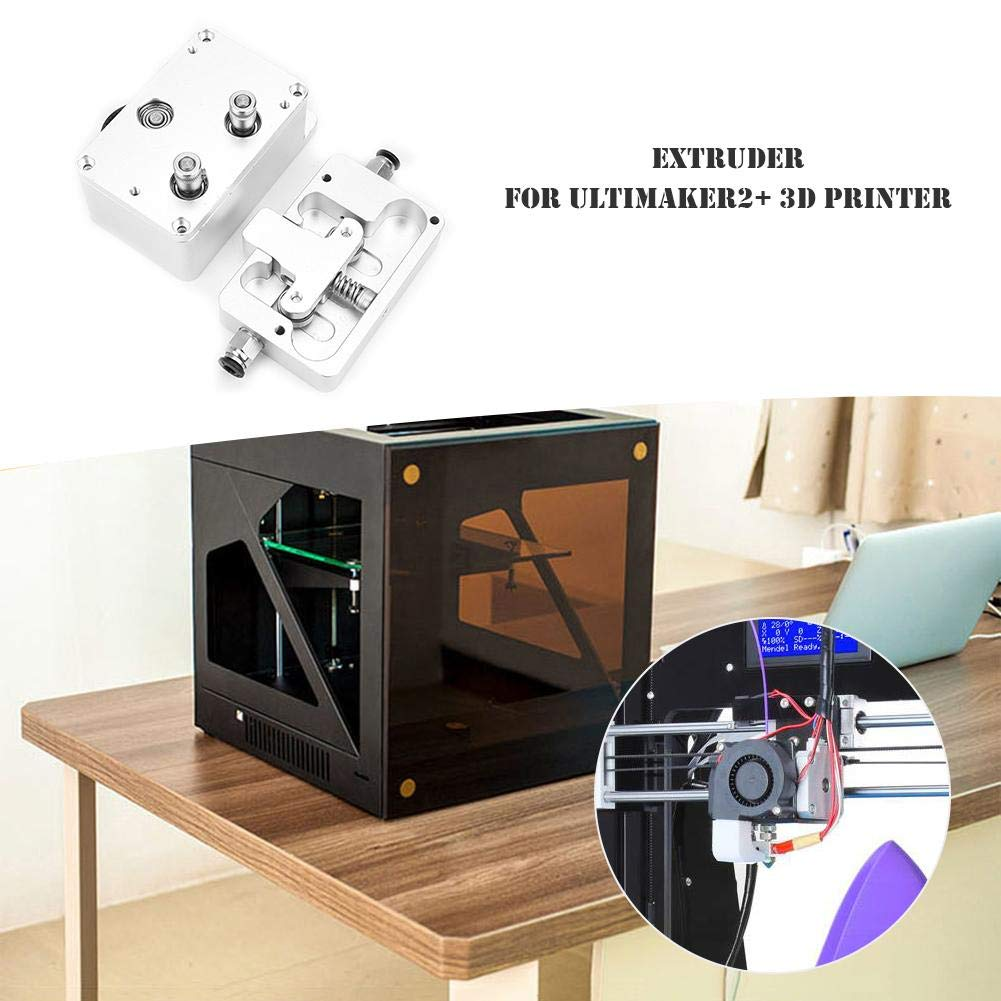 Homelectric Inc Impresora 3D UM3 para Ultimaker2 + extrusor de ...