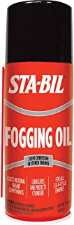 STA-BIL FOGGING OIL (12 OZ), Manufacturer: GOLD EAGLE, Manufacturer Part Number: 22001-AD, Stock Photo - Actual parts may vary.