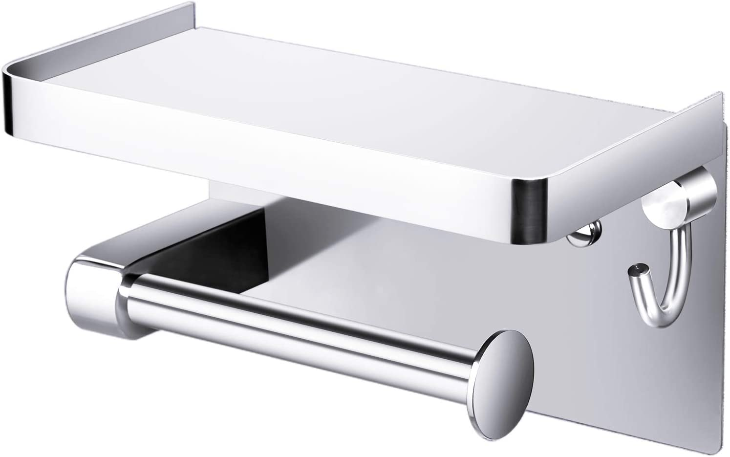 JOIE Toilet Max 54% OFF Paper Holder Selling and selling Towel with Stand Bathroom