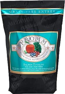 Fromm Four-Star Salmon Tunalini Dog Food, 12 Lb