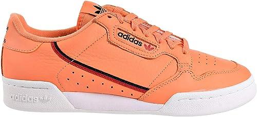 adidas Continental 80 Herren Schuhe Easy Orange Core schwarz Scarlet cg7124