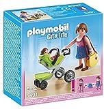 Playmobil Centro Comercial - City Life Madre con su Bebé, Sets de Accesorios (Playmobil 5491)