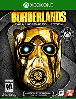 Borderlands: The Handsome Collection - Xbox One (B00SHXKC82) | Amazon price tracker / tracking, Amazon price history charts, Amazon price watches, Amazon price drop alerts