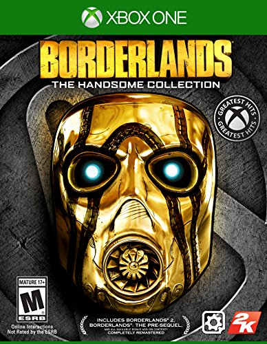Borderlands: The Handsome Collection - Xbox One by 2K Games