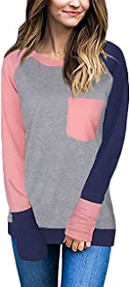 Best pink and blue shirt womens Reviews