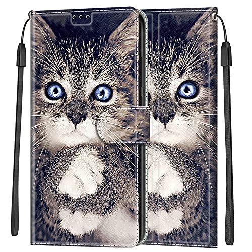 LEMORRY Funda para Samsung Galaxy J3 2016, Carcasa Galaxy J3 2016 con Tapa, Magnético Soporte Plegable, Ranuras para Tarjetas, Suave Silicona Estuches Tapa Samsung J3 2016, Design 1
