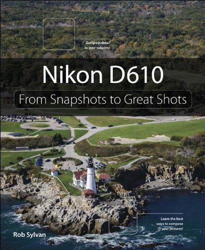 Nikon D610: From Snapshots to Great Shots (English Edition)