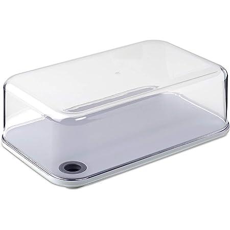 Transparente 2000 ml Rosti Mapel Bote Modula para quesos