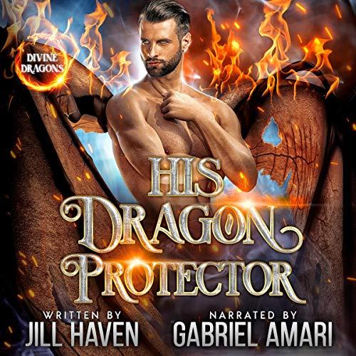 His Dragon Protector cover art