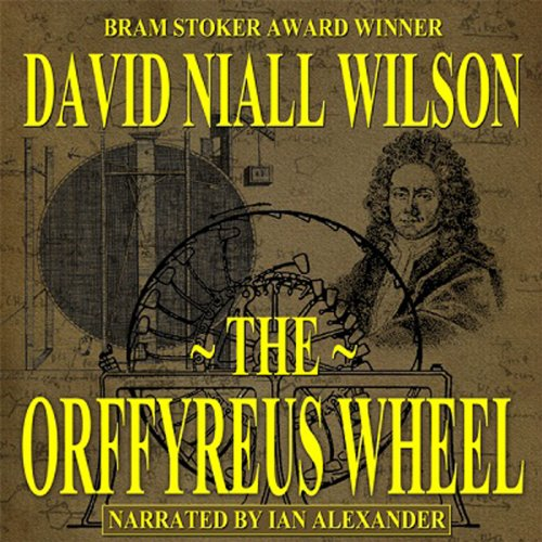 The Orffyreus Wheel audiobook cover art