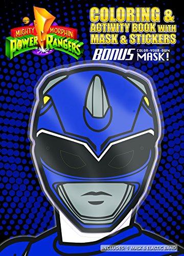 blue power ranger mask - 7