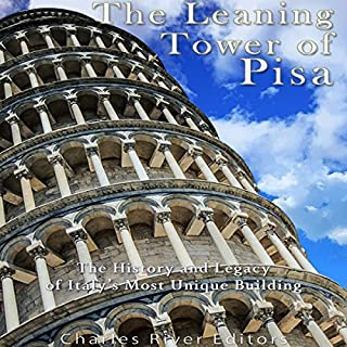 The Leaning Tower of Pisa cover art