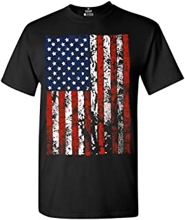 United States of America Flag T-Shirt USA Flag Shirts