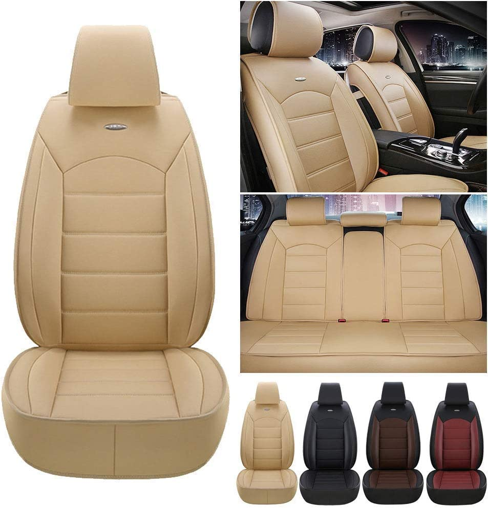 Car Seat Covers Full Set PU Shelb Mustang Max 85% OFF Leather 2021 autumn and winter new for GT500 Ford