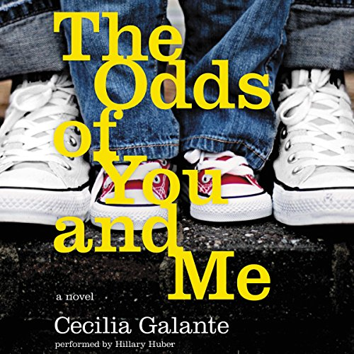 The Odds of You and Me audiobook cover art