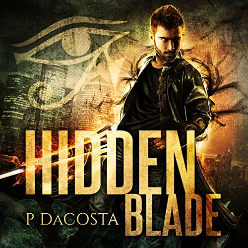Hidden Blade cover art