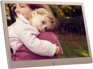 Display Photos with Background Music 1080P Video Digital Photo Frame with USB and SD Card Slots,Black WW/&C Digital Picture Frame Motion Sensor IPS Display