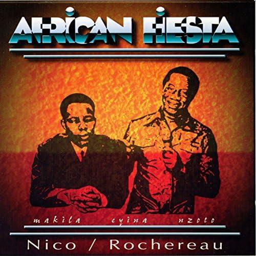 Tabu Ley Rochereau feat. l'African Fiesta & Nico