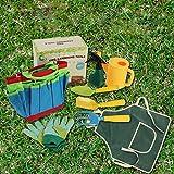 Immagine 2 attrezzi da giardinaggio bambini set