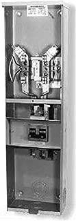 Milbank U7607-RL-200-KK-CECHA Ringless Meter Socket, 240 VAC, 200 A, 1 Phase, NEMA 3R Enclosure