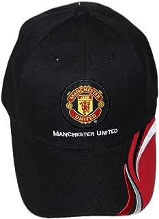 DIME Designer Beanies Manchester United Team Logo Graphic Design Soccer Football Cap