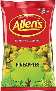 Allen's Pineapples Lollies Jelly, 1300 g