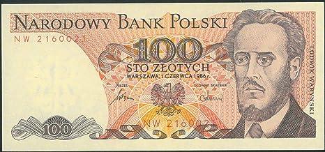 Poland 100 Polish złoty Note @ arunrajsofia