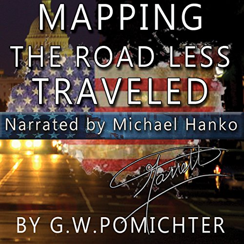 Mapping the Road Less Traveled audiobook cover art