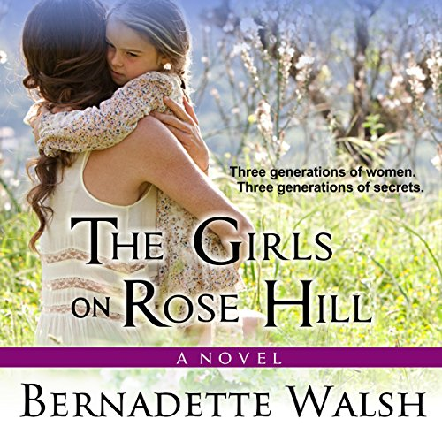 The Girls on Rose Hill audiobook cover art