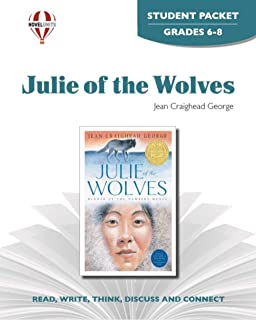 Julie of the Wolves - Student Packet by Novel Units