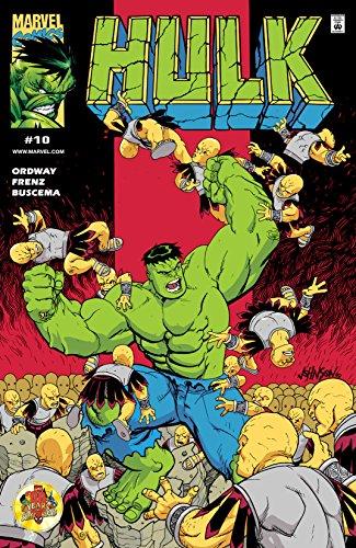 Incredible Hulk (1999-2007) #10 (English Edition) eBook ...