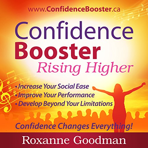 Confidence Booster audiobook cover art