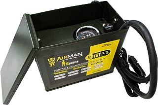 منفاخ هواء جندي لإطارات السيارات 35 لتر/دقيقة، العلامة التجارية ايرمان