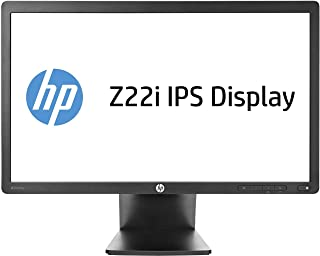 HP Z Display Z22i 21.5-inch 1920 x 1080 FHD Full High-Definition IPS LED Backlit Monitor (Renewed)
