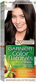Garnier Color Naturals 3 dark brown Haircolor