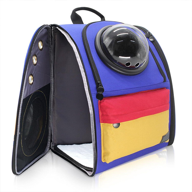 Pet Carrier Pet Bubble Backpack Out Portable Portable Cat Bag Shoulder Pet Cat Backpack Dog Carring Bag Travel
