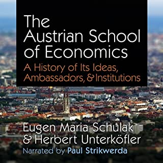 The Austrian School of Economics cover art