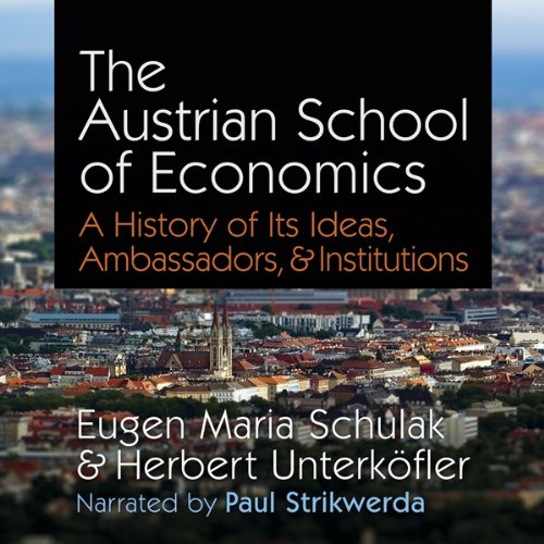 The Austrian School of Economics Titelbild