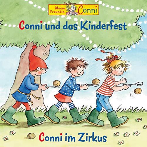 Conni und das Kinderfest / Conni im Zirkus Titelbild