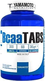Yamamoto Nutrition BCAA Tabs Complemento Alimenticio para Atletas - 300 Tabletas