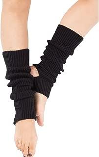 Yoga Socks for Women Girls Workout Socks Toeless Training...