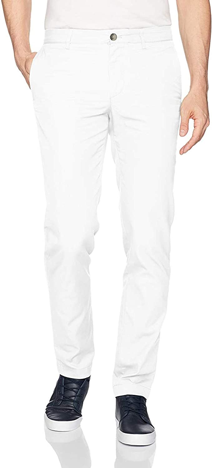Lacoste Men's Slim NEW before selling ☆ Fit New sales Pant Classic Chino